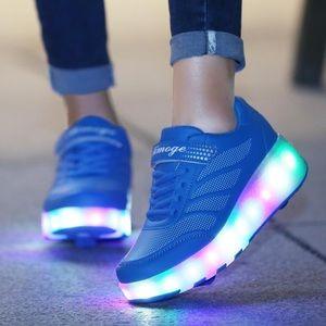 Shoes - Wheelie Shoes